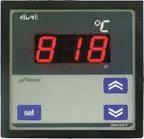 ELIWELL - Одноступенчатый контроллер формата 72x72 EWPC 800