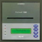 ELIWELL - 2-х канальный регистратор данных Printwell 1200
