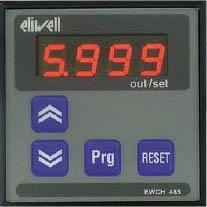 ELIWELL - Программируемый электронный счётчик импульсов EWCH 485